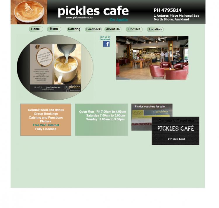 PicklesCafe