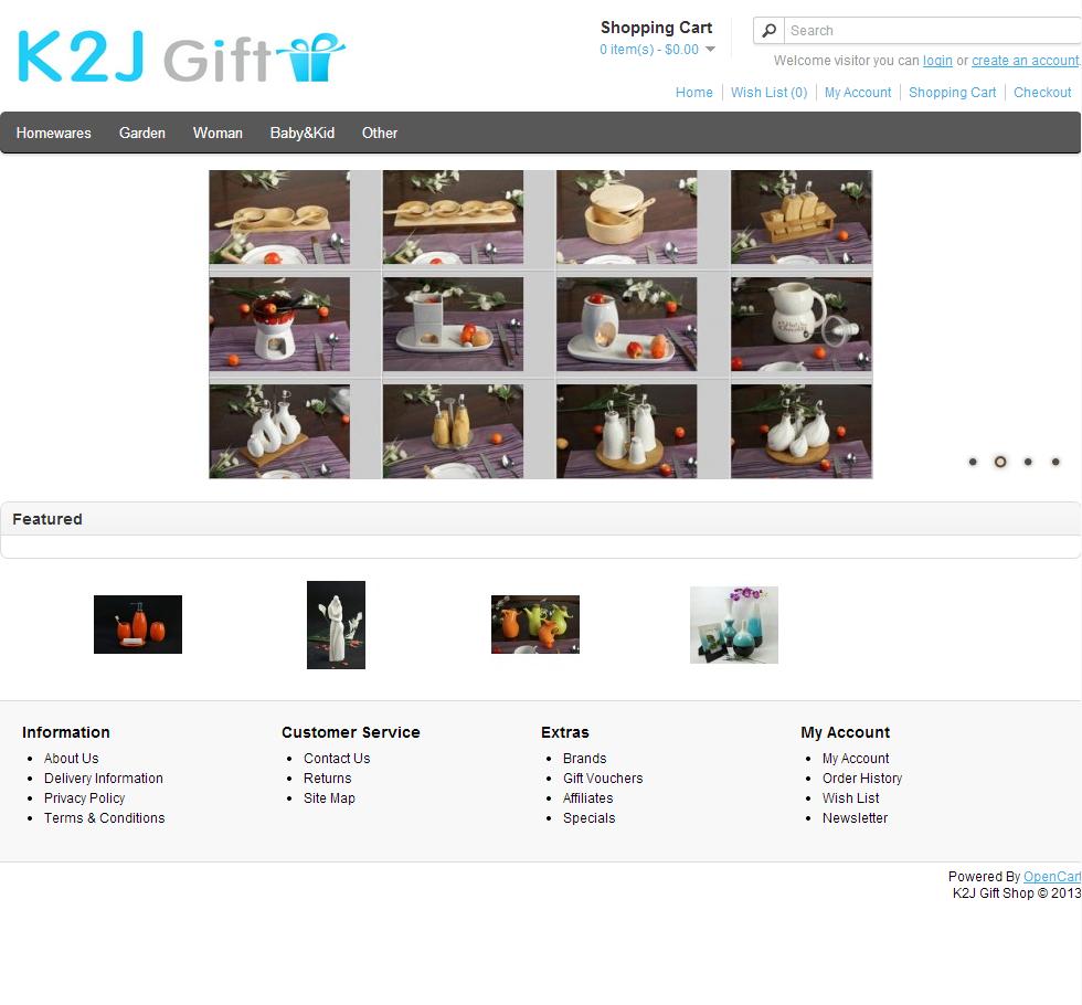 K2J Gift Shop